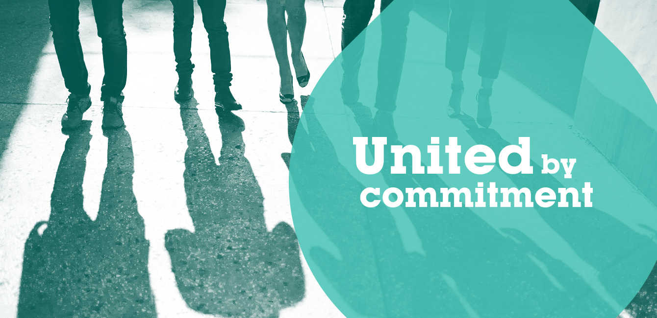 United by commitment